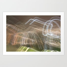 Bright Lights, Big City IV Art Print