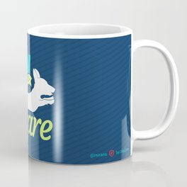 Run Like Dogs Coffee Mug
