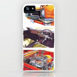 Holden GTS Set iPhone Case