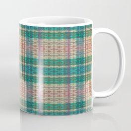 Mild Autumn Plaid Coffee Mug