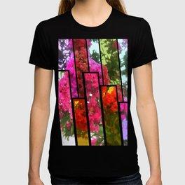 Crape Myrtle Tinted 1 T-shirt