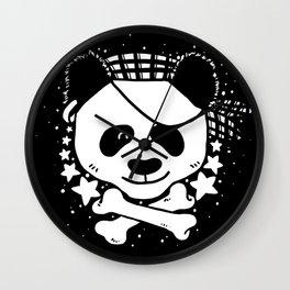 Bio Piracy Wall Clock