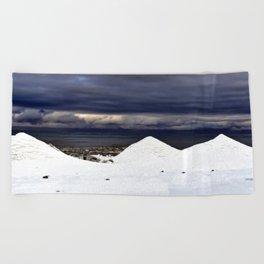 Three Sisters Beach Towel