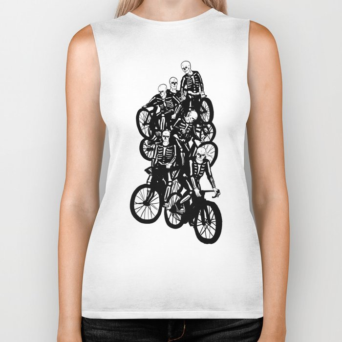 The Gang Biker Tank