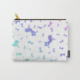 Majestic AF- white Carry-All Pouch