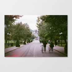 McGill Canvas Print
