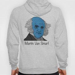 Martin Van Smurf Hoody