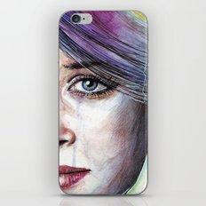 Beautiful Eyes iPhone & iPod Skin