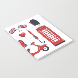London Calling Notebook