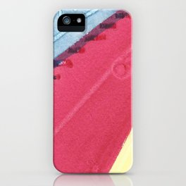 Janet iPhone Case