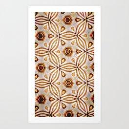 Bonitum Ornament #2 Art Print
