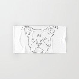 Pocket Bully Hand & Bath Towel