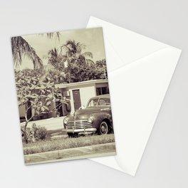 1941 Chrysler Stationery Cards