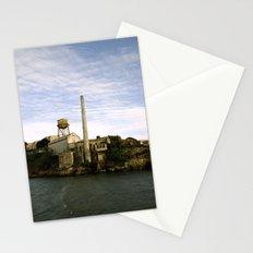 alcatraz island 2 Stationery Cards