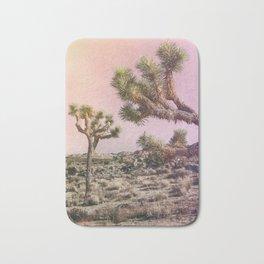 Joshua Trees ii - Surreal Desert Set Bath Mat