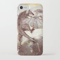 fight iPhone & iPod Cases featuring Fight. by Nato Gomes