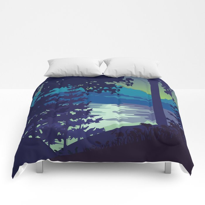 My Nature Collection No. 6 Comforters