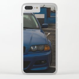 Gearhead life Clear iPhone Case