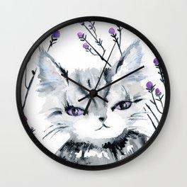 Mishkin RoughNTumble Wall Clock