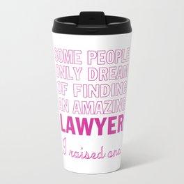 LAWYER'S MOM Travel Mug