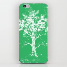 Green Tree iPhone Skin
