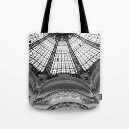 A Real Department Store - Look Up Tote Bag