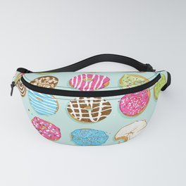 Sweet donuts Fanny Pack