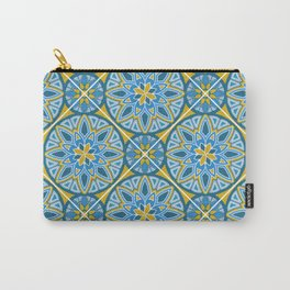 Portuguese tile Carry-All Pouch