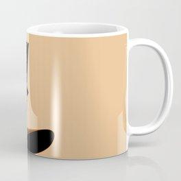 Dancing abstract figure Coffee Mug