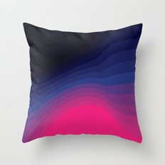 Plot Twist Throw Pillow