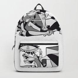 Pablo Picasso Guernica 1937 Artwork Shirt, Art Reproduction Backpack