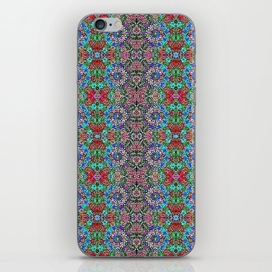 Tahitian Garden iPhone & iPod Skin