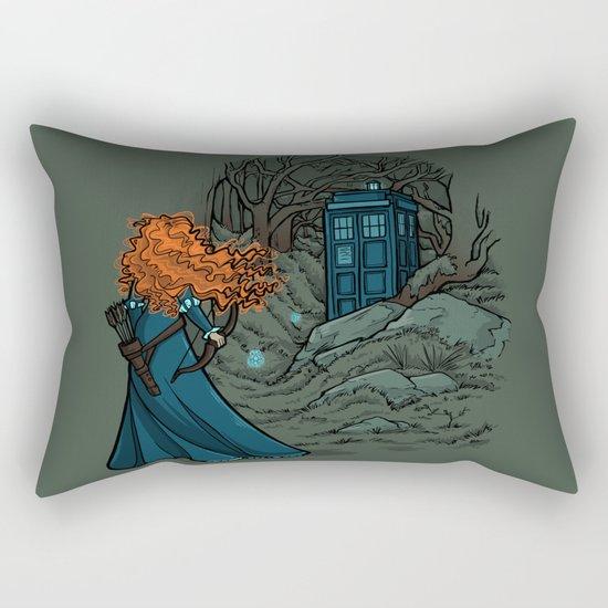 Follow Your fate Rectangular Pillow