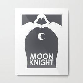 Dark Side of the Moonshine Metal Print