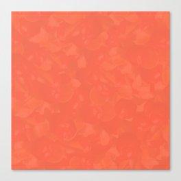 Bittersweet Persimmon Canvas Print