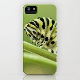 Avant Que Je Grandisse iPhone Case