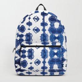 Shibori Habatoi Ikat Backpack