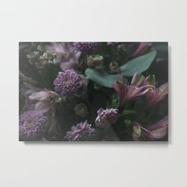 Flower feast Metal Print