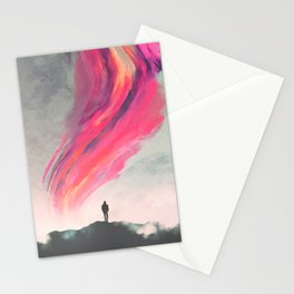 Where Fear Ends Stationery Cards