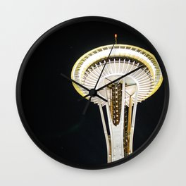 Northern Nights Wall Clock