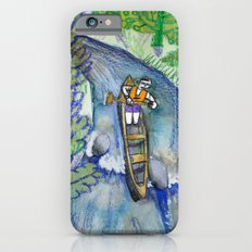 The New Canoe Canal iPhone 6s Slim Case