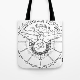 Come Holy Ghost Tote Bag