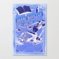 Short Story Long Canvas Print