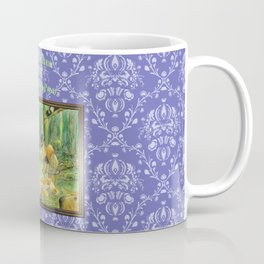 Sherlock Ferret and the Poisoned Pond (cover) Coffee Mug