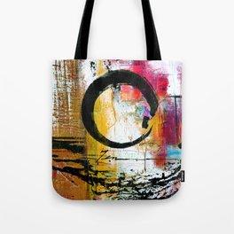 Enso Abstraction No. mm15 Tote Bag