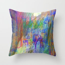 20180208 Throw Pillow