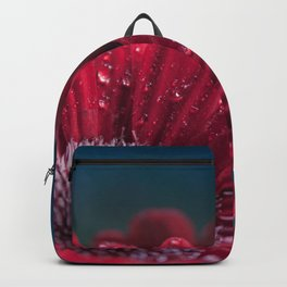 Gerbera Red Jewel Backpack