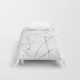 you---------me Comforters