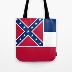 State Flag of Mississippi Tote Bag
