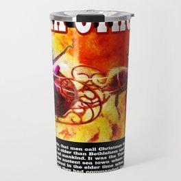 SANTA CTHULHU Travel Mug